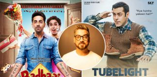 'Badhai Ho' maker Amit Sharma feels Salman Khan's 'Tubelight' is an overrated film