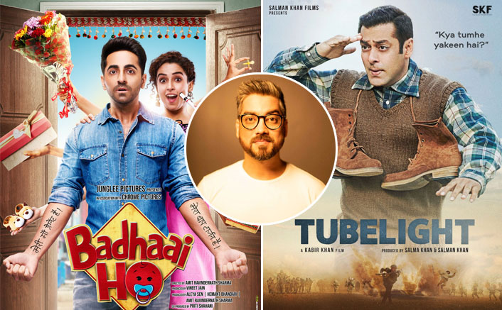 Badhaai Ho Director Amit Sharma Feels Salman Khan's Tubelight Is Overrated, Claims He Would Have Done A Better Job