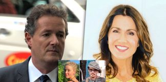 Battle of Words Between Piers Morgan & Susanna Reid as They Argue About Amber Heard and Johnny Depp