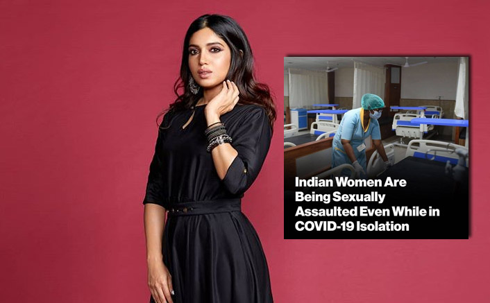 """Bhumi Pednekar On Sexual Harassment In COVID-19 Isolation: """"Says A Lot About Patriarchy"""""""