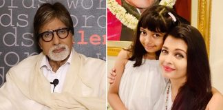 Big B could not hold back tears after Aishwarya, Aaradhya's discharge from hospital