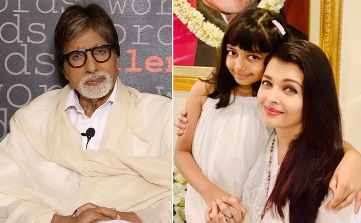 Amitabh Bachchan Gets Emotional, Cries As Aishwarya Rai Bachchan & Aaradhya Get Discharged From Hospital