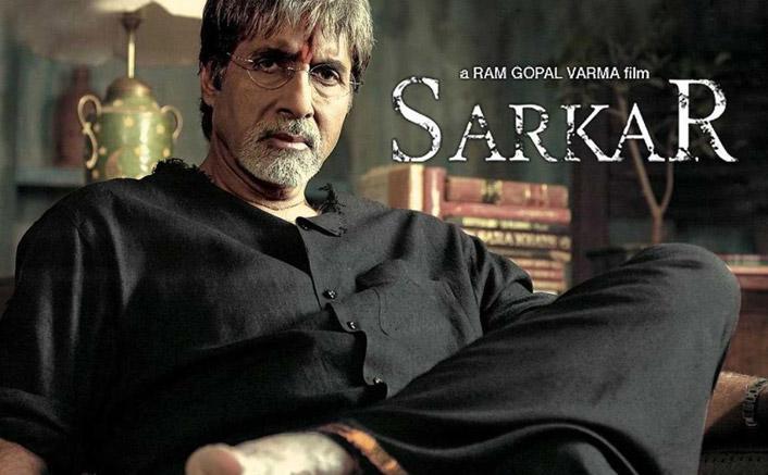 As Amitabh Bachchan Starrer Sarkar Turns 15, The Megastar Shares A Poem