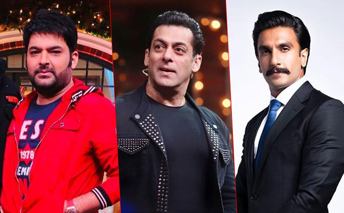 Bigg Boss 14: If Not Salman Khan, From Ranveer Singh To Kapil Sharma; Who Will Be The PERFECT Host For The Show?