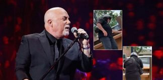 Billy Joel Plays Deserted Piano On Street, Asks Owners To Donate It Instead Of Throwing It Away