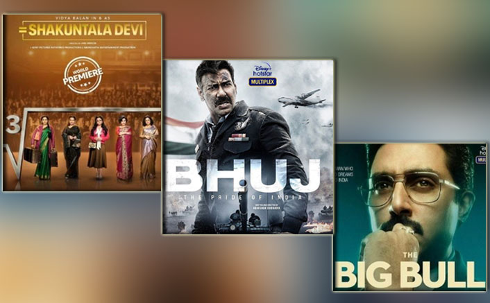 From Shakuntala Devi To Bhuj: The Pride Of India, Do NOT Miss These Upcoming Biopics Based On Real Events!