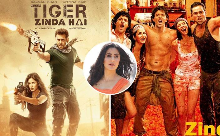 Katrina Kaif At The Box Office: From Tiger Zinda Hai To Zindagi Na Milegi Dobara, Check Out The Top 10 Grossers Of Birthday Girl