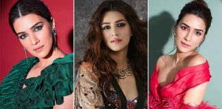 Birthday Special: From Leather To Prints - 5 Looks Kriti Sanon Looked Killer In