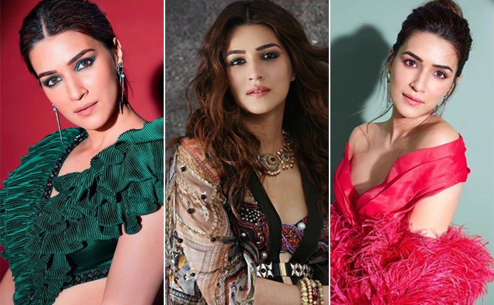 Happy Birthday Kriti Sanon! From Leather To Prints - 5 Looks The Actress Looked Killer In