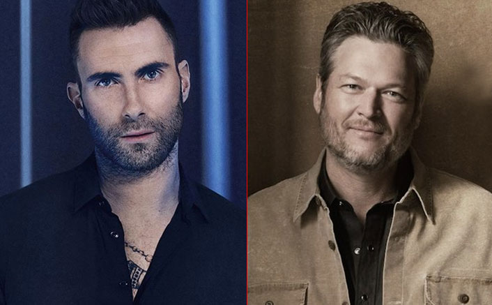 Blake Shelton & Adam Levine 'Fight' About Who's No. 1, Gwen Stefani Joins The 'Battle'