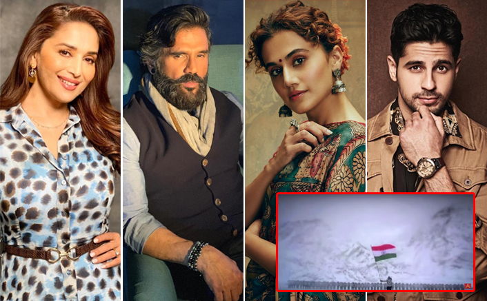 From Taapsee Pannu To Sidharth Malhotra - B'Town Pays Tribute To Unsung Heroes On Kargil Vijay Diwas