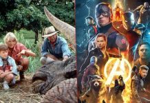 Box Office: Avengers: Endgame SURPASSED Jurrasic Park's Domestic Lifetime In Mere 3 Days (Fun 'Number' Fact)
