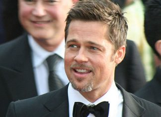 Brad Pitt Riding A RARE Custom BMW Motorcycle & Wearing a Helmet Worth Rs. 66,000 Is Driving Netizens Absolute Nuts
