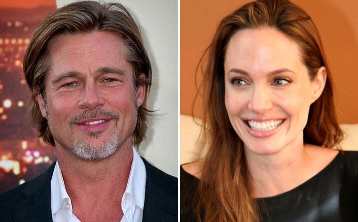 Brad Pitt Celebrates Emmy Nomination With Angelina Jolie And Kids