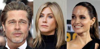 Brad Pitt & Jennifer Aniston Got Married AGAIN In Angelina Jolie's Presence? Here's The Truth!