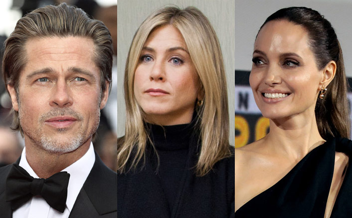 Brad Pitt & Jennifer Aniston Got Married AGAIN In Angelina Jolie's Presence? Here's The Truth!