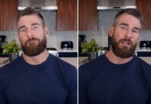 Brad Womack's Quarantine Beard Look Will Make Your Day!