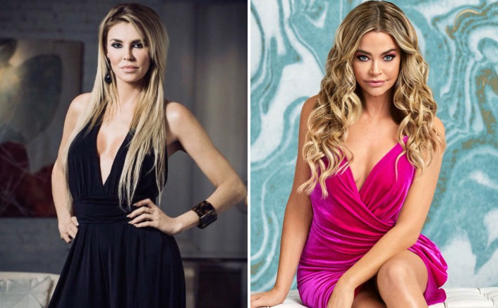 Brandi Glanville Talks About Her Alleged Hookup With Denise Richards, Claims She Warned Her NOT to Tell Her Husband About It