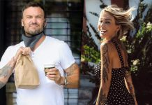 Brian Austin Green Confirms Relationship With Model Tina Louise