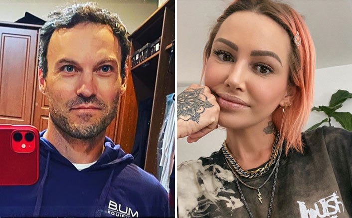 Brian Austin Green Goes On A Date With Model Tina Louise; REACTS When Asked How's Life Post Split With Megan Fox!