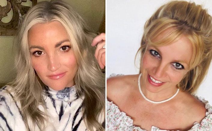 """Britney Spears Is Strong, Bada**,"" Says Jamie Lynn Spears As She Defends Her Sister Over A 'Mental Illness' Troll"