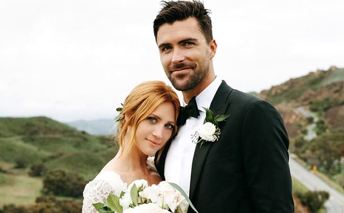 "Brittany Snow On Getting Married To Tyler Stanaland Before Lockdown: ""We Were Stunned At The Timing"""