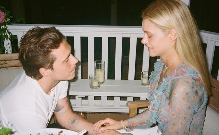 Brooklyn Beckham Goes On His Knees For Fiancée Nicola Peltz Yet Again & We Can't Even Get A Decent Pic From Our Boyfriends!
