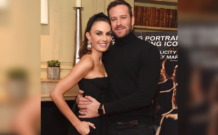 Call Me By Your Name Actor Armie Hammer Minus Wedding Ring After Separation From Wife Elizabeth Chambers