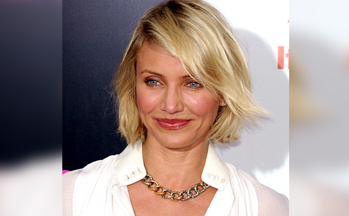 "Cameron Diaz Opens Up On Being A New Mom: ""It's So Gratifying To Actually Get To See That Growth & To Be A Part Of It"""