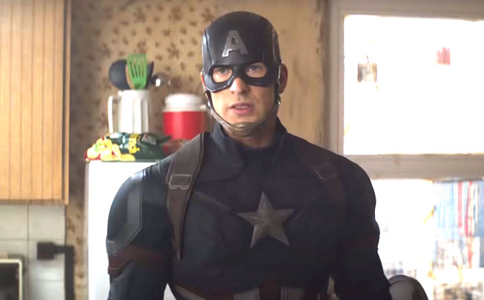 Captain America Fans, Here's A Big & Happy News About Your Favourite Marvel Superhero!