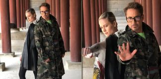 'Captain Marvel' Brie Larson Wants MCU To Make Her Their Face Like 'Iron Man' Robert Downey Jr?
