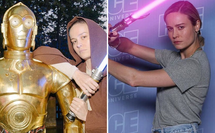 Captain Marvel Brie Larson Will Now Go To A Galaxy Far, Far Away With Star Wars! Read DEETS