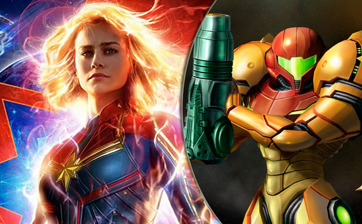 'Captain Marvel' Brie Larson Would Love To Be Part Of Metroid Movie!