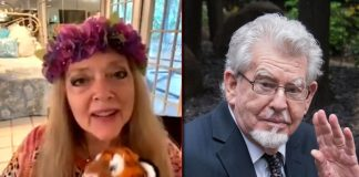 "Carole Baskin Wishes Infamous Rolf Harris Happy Birthday, Says, ""Can't Wait To Hear Your and Your Best, Friend Jimmy Savile's Stories"""
