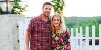 Carrie Underwood Shares An Adorable Throwback Picture With Husband Mike Fisher, Pens A Cute Message For Youngers Selves On Their 10th Wedding Anniversary