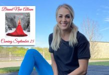 Carrie Underwood To Release Her First Christmas Album