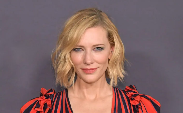 Cate Blanchett: Have a perverse attraction to chaos