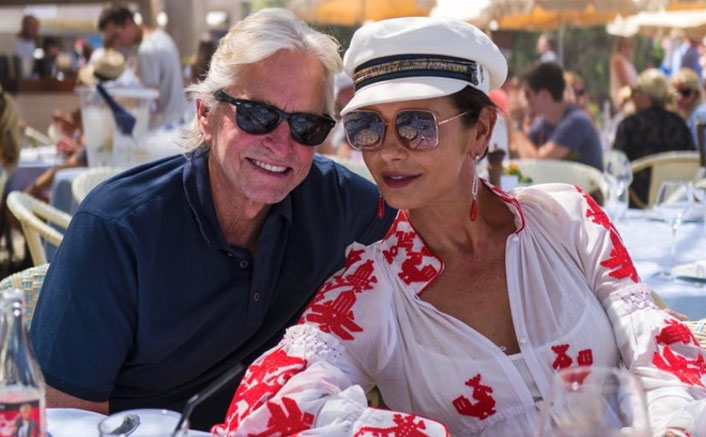 Michael Douglas & Catherine Zeta-Jones' 20th Anniversary Plans Are All Mushy