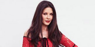 "Catherine Zeta-Jones On Life Amid Lockdown: ""We All Live Such A Distanced Lives, It Takes Time Like This To Appreciate Those Who Are Close To You"""