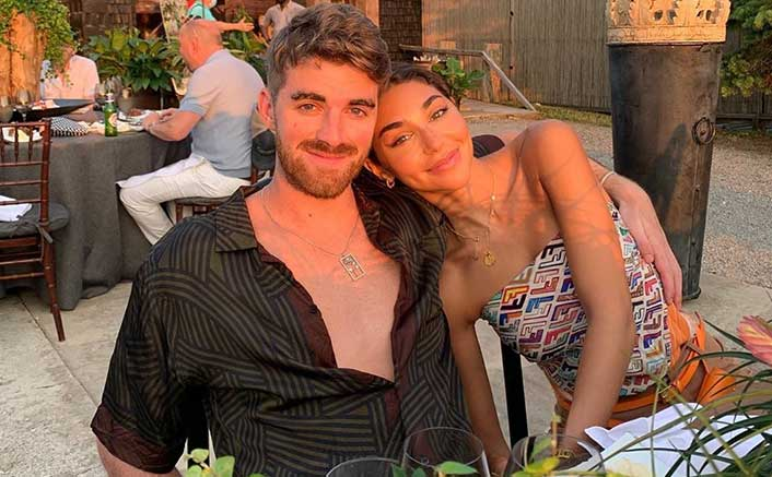 Chantel Jeffries & The Chainsmokers' Drew Taggart Make Their Relationship Official With A Passionate Kiss