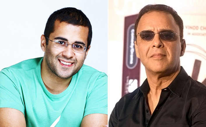 Chetan Bhagat Accuses Vidhu Vinod Chopra, Says He 'Drove Him Close To Suicide'