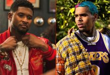 Chris Brown Reacts On Twitter Debate About His Faceoff With Usher In Verzuz Battle