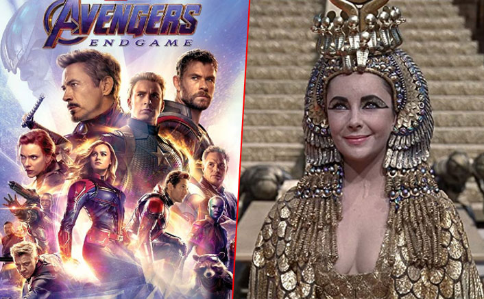 Cleopatra BEATS Avengers: Endgame In Budget If Adjusted For Inflation!