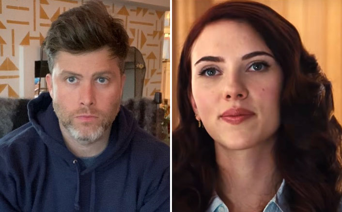 Colin Jost On His First 'Intimidatingly Sophisticated' Meeting With 'Black Widow' Scarlett Johansson, Having Kids & More!
