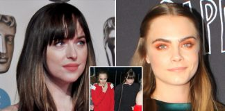 Dakota Johnson & Cara Delevingne Were Dating In 2016? Here's All We Know!