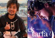 Darshan Raval's 'Ek tarfa' crosses 10 million views within a day
