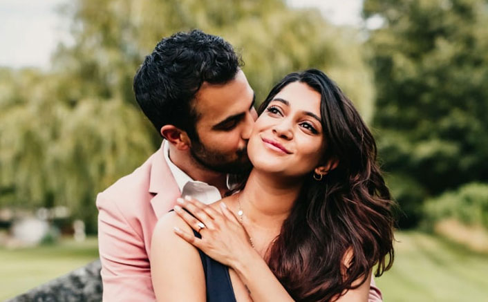 EXCLUSIVE! Thappad Actor Ankur Rathee Opens Up On His Engagement To Anuja Joshi In A Dreamy Set-Up After A 7 Year Courtship