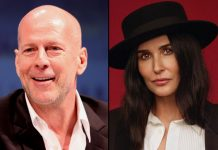Demi Moore BLAMES Ex Bruce Willis For Her Infamous Carpeted Bathroom!