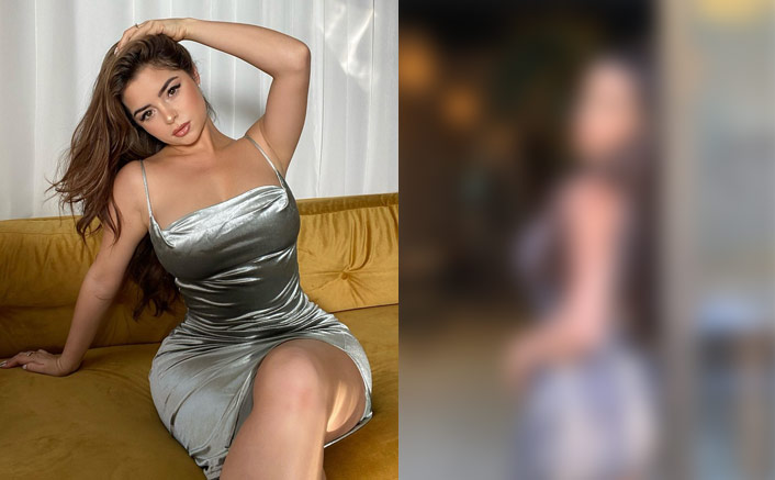 Demi Rose Gives A Sultry Display Of Her A** In The Recent Pictures & We're Drooling!(Pic credit: Instagram/demirose)