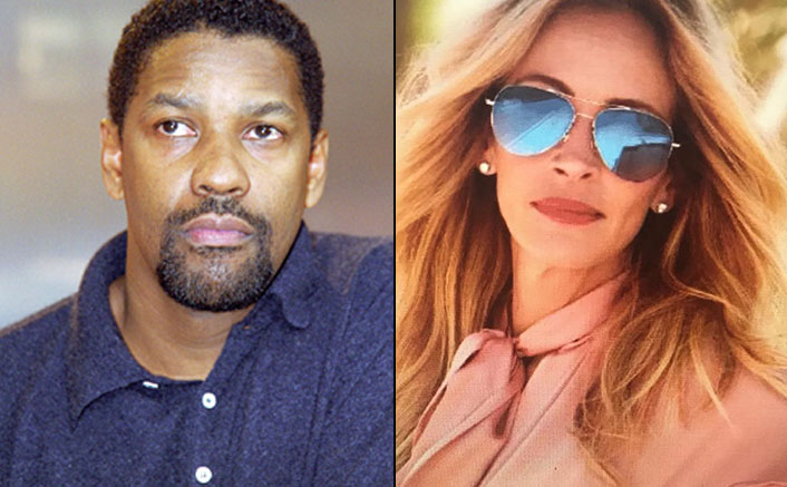 WHOA! Denzel Washington & Julia Roberts Are Coming Together For Netflix's Leave The World Behind